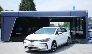SK이노베이션, 중국 전기차 교체식 배터리 사업 진출