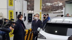 가스기술公, 제천시 삼보 수소충전소 준공 완료