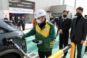 가스 안전 공사, 고성능 검사 장비를 수소 충전소에 무료 대여